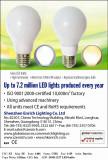 Glass LED Bulb