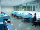 Assembly Department for Complete Watches