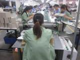 handmade production line