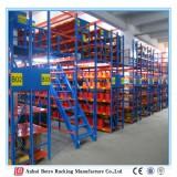 High Rise Work Platform, Heavy Duty Warehouse Shelf China Storage Mezzanine
