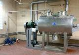 rake vacuum dryer drying yeast