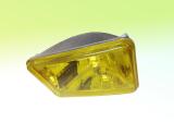 semi-sealed beam light yellow