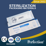 dental material adhesive self sealing sterilization pouch