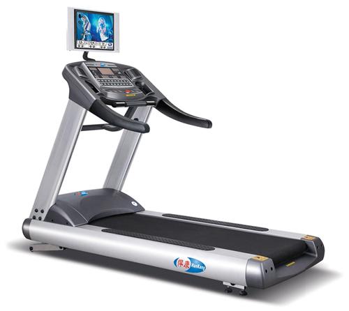 NEW CLASSIC AC Motorized Treadmill / HT-4000A