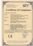 CE(EMC)--Led corn lamp