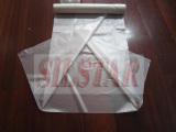 C- fold bag