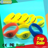 Waterproof Passive RFID Silicone Wristband