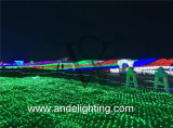 LED Christmas decoration lights projects in Korea