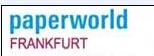 Paperworld Frankfurt 2016