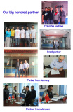 Our cooperation partner from allvoer the world