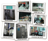 Complete Testing Equipments