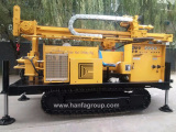 HFW2OOL Water well drilling rig Exported To Sierra Leone