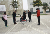 Japan Customers Visited China Coal Group For Purchasing UAV