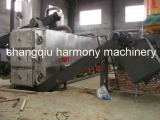 large capacity fully continuous pyrolysis equipment