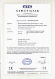 GPS Tracker Certificate