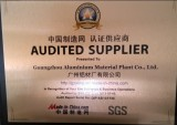 Audited supplier certificate for M-I-C