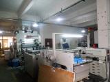 Laminating production line