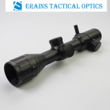 High recoile resistant compact tactical 3-9x32AOE rifle scope with adjustable objective lens
