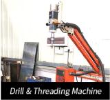 Drilling & Treading Machine