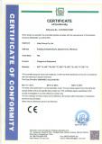 2015 CE Certification &EN71-1/-2/-3