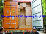 YAYE Container of LED Street Lights with 50W/60W/70W/100W/120W/150W/180W