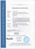 RoHS Certicicaion