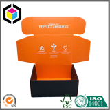 Both Sides Color Print Corrugated Shipping Box