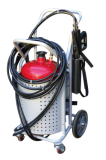 QXWT50 Water mist system (Trolley)