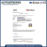 Autostrong SGS certificate