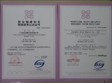 CNAS-GB/T 28001-2001 STANDARD