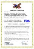 FDA fiber laser marking machine