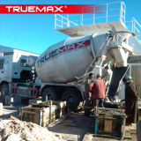 Concrete Truck Mixer in Algeria