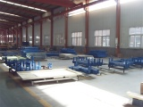 Elevator Door Production Line