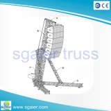 Aluminum Professional Audio Speaker Truss