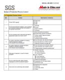 SGS REPORT 13