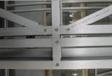 Light steel keel installation