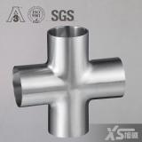 Sanitary Stainless Steel Cross Fitting