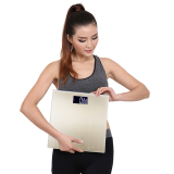 Stainless Steel Platform 200kg Backlit Screen Digital Personal Scale