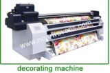 decorating machine