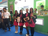 our sales team in the Fair