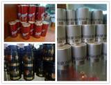 Hot Stamping Samples Of Vodka Cap