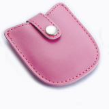 PU Leather Pouch(Plain Design)