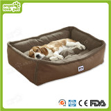 Suede Fabric Pet Bed, Dog or Cat Bed