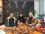 Our Tangxuantao Ceramics 2015 Clients
