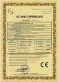 CE Certificate for WiFi Repeater