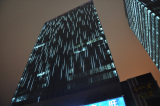LED Wall Washer and Module for Wanda Shanghai International Film City