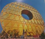Guangzhou circle building -gold cooper building
