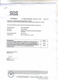 pvc RoHS / EN71 test report from SGS