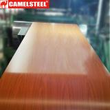 Wooden PPGI