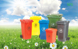 5L,30L,50L,120L,240L,360L,660L,1100L plastic bin